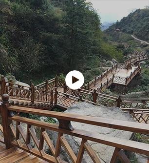 江西户外凉亭视频案例